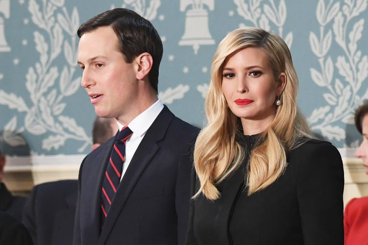 Ivanka Trump and Jared Kushner are millennials.
