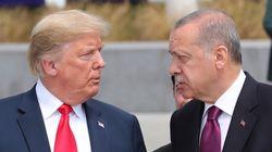 Τηλεφωνική επικοινωνία Ερντογάν - Τραμπ με συζήτηση για τους