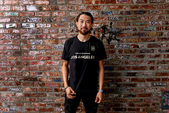 Lee Nguyen has won over soccer fans in Europe, Asia and North America.