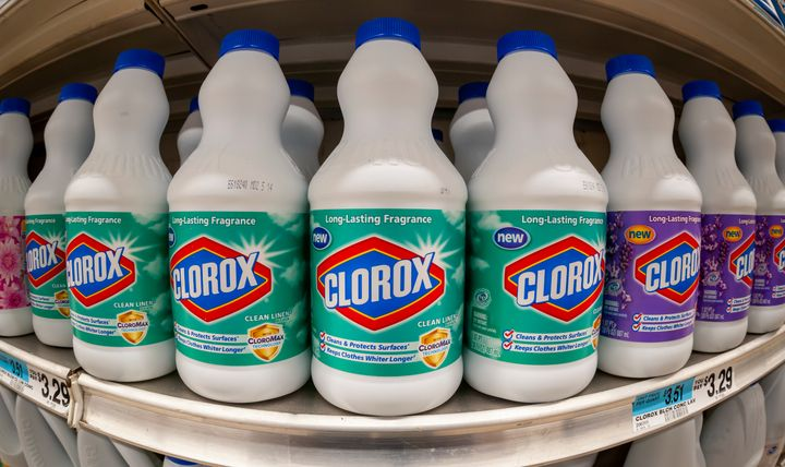 """Chlorine dioxide, a disinfectant that's marketed as """"Miracle Mineral Solution"""" or MMS, has properties simil"""
