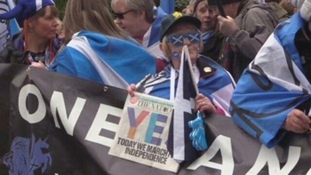 Escocia presenta la ley para su segundo referéndum de independencia del Reino