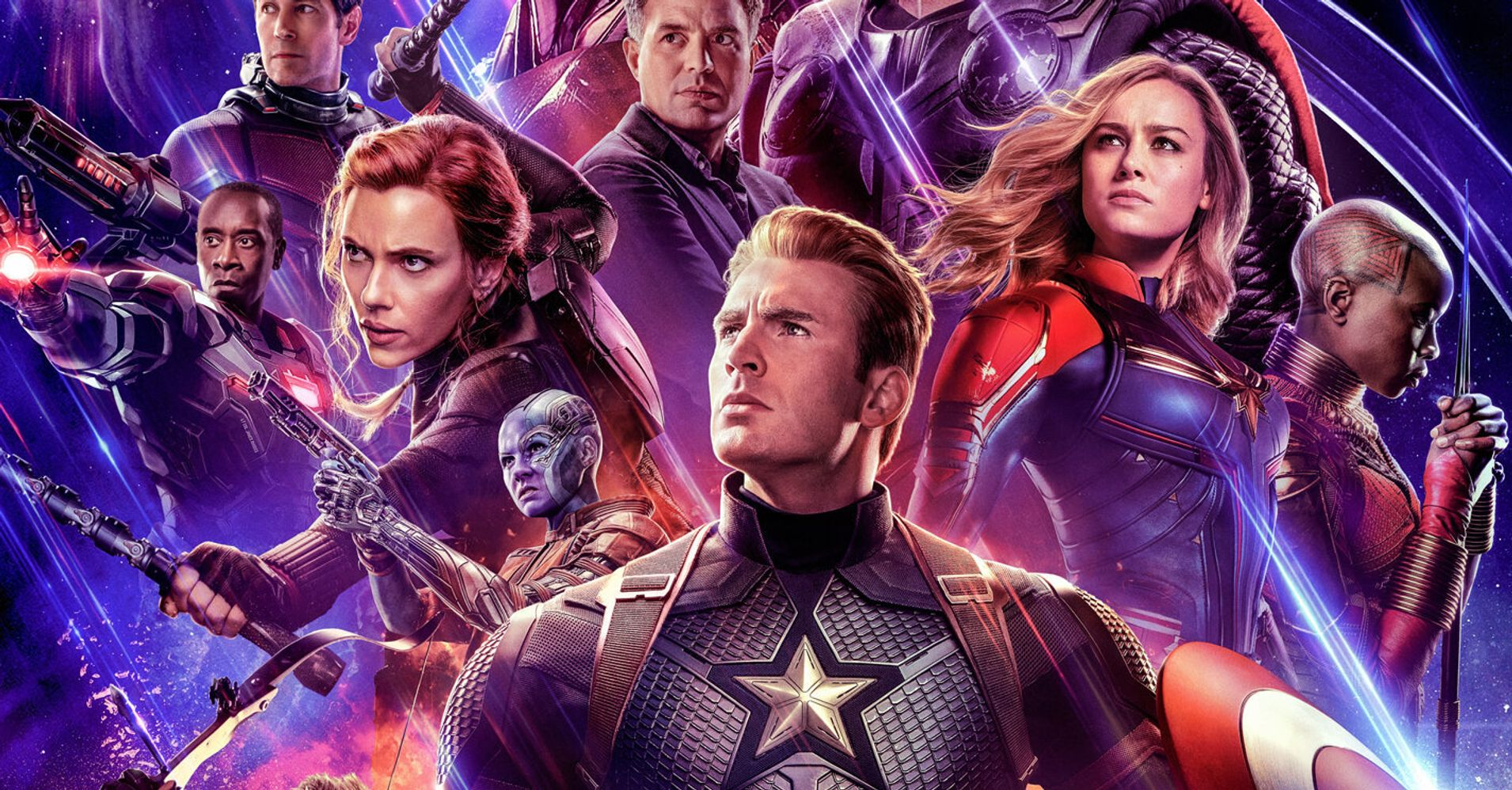 Here's The List Of New Movies And Shows Coming From Marvel