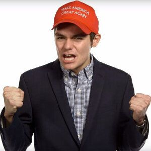 """Nick Fuentes has called for the execution of CNN """"globalists."""""""