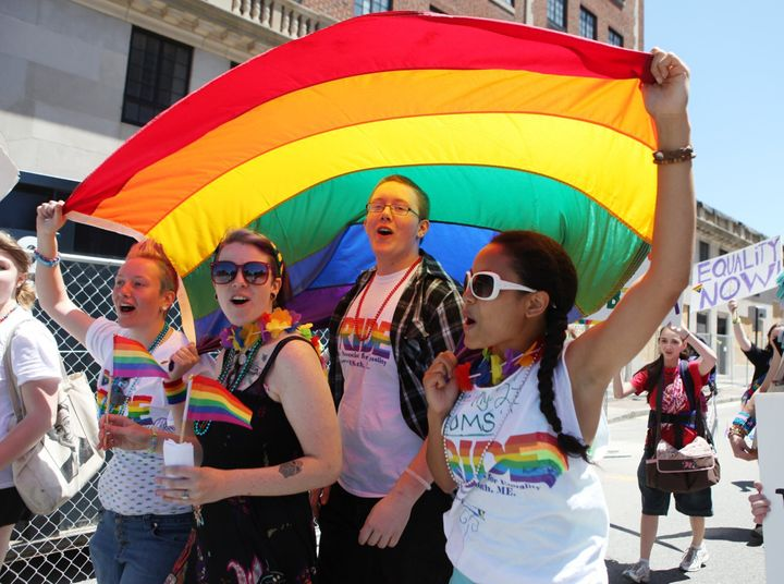 On Wednesday, Maine joined 16 other states and the District of Columbia that have banned the practice of conversion therapy o