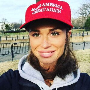 Faith Goldy's failed mayoral race in Toronto was supported by Rep. Steve King.