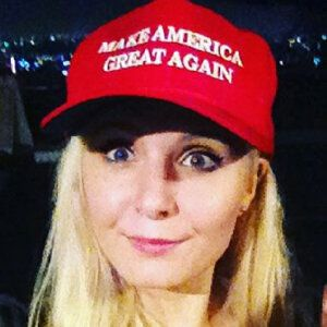 """Lauren Southern has promoted the myth of """"white genocide"""" in South Africa."""
