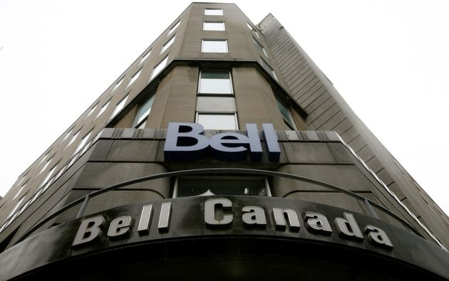 A Bell Canada office in Ottawa, Nov. 26,
