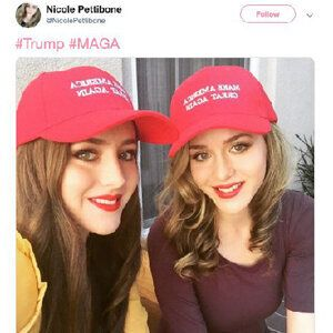 Brittany Pettibone and her sister, Nicole
