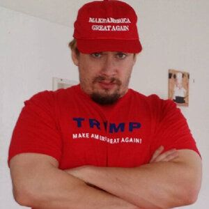 Sam Hyde had been banned from Twitter.