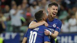 Chelsea triomphe en Europa League (et envoie Lyon en Ligue des
