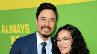 "WESTWOOD, CALIFORNIA - MAY 22: Randall Park (L) and Ali Wong arrive at the premiere of Netflix's ""Always Be My Maybe"" at the Regency Village Theatre on May 22, 2019 in Westwood, California. (Photo by Kevin Winter/Getty Images)"