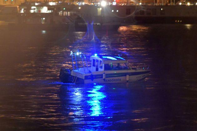 헝가리 침몰 유람선에서 구조된 7명의 신원이