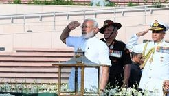 National Security A Priority Of The New Govt, Modi Says Ahead Of