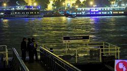 Mueren siete personas tras hundirse un barco en el Danubio a su paso por