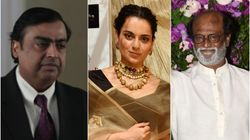 Mukesh Ambani, Rajinikanth, Kangana Ranaut: The Invitee List For Modi's