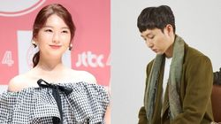 래퍼 크루셜스타와 모델 김진경이 열애 보도에 밝힌