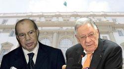 Levée d'immunité de Djamal Ould Abbes et Saïd Barkat: le rapport soumis au bureau du
