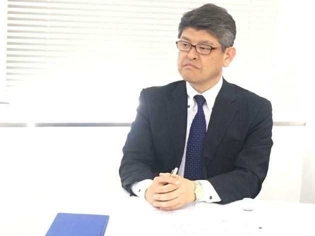 三井住友トラスト・アセットマネジメントの堀井浩之執行役員