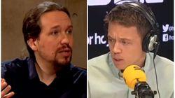 Íñigo Errejón contesta en 'Hoy por Hoy' a este dardo de Pablo