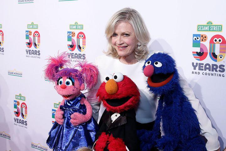 Sesame Workshops 50th Anniversary