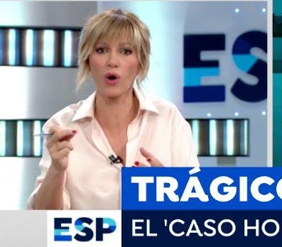 Susanna Griso defiende en 'Espejo Público' a Fran Rivera tras la polémica: