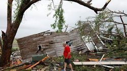 500 Tornadoes Hit U.S. In 30 Days, Leaving Trail Of Death And