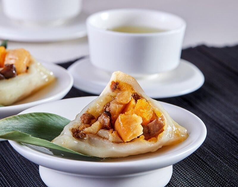 采采食茶雙干貝小口粿粽1480元/10入