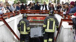 Incidente nella metro di Roma: muore donna incastrata fra banchina e