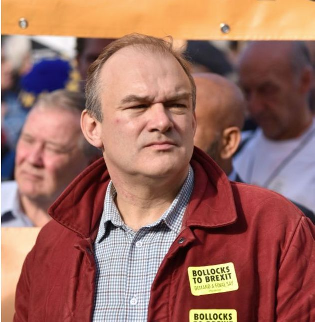 Who Is Ed Davey, One Of The Frontrunners In The Lib Dem Leadership