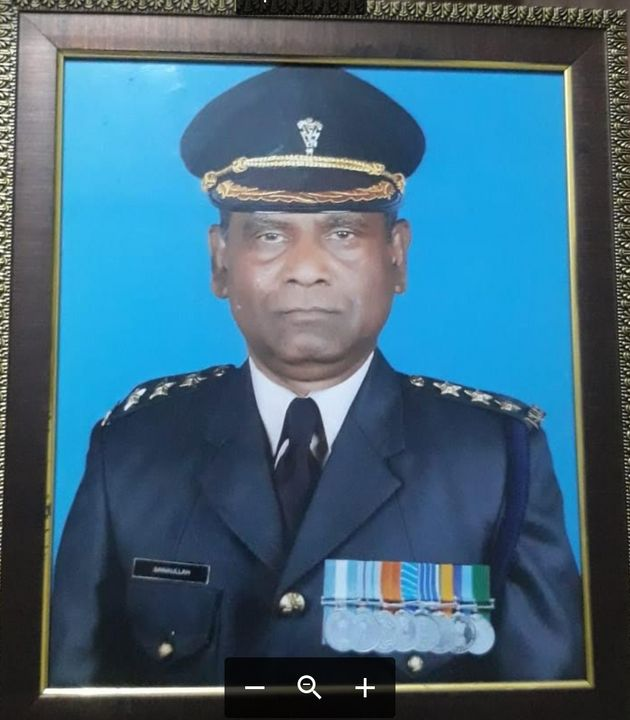 57-year-old Mohammad Sanaullah, a Guwahati-based retired  Junior Commissioned Officer (Subedar), ...