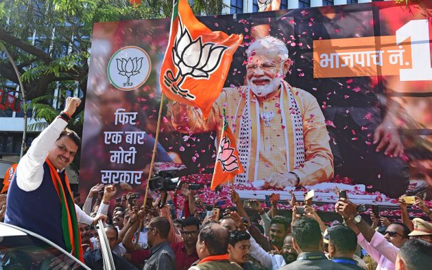 Why Narendra Modi's Win Is A Watershed Moment For