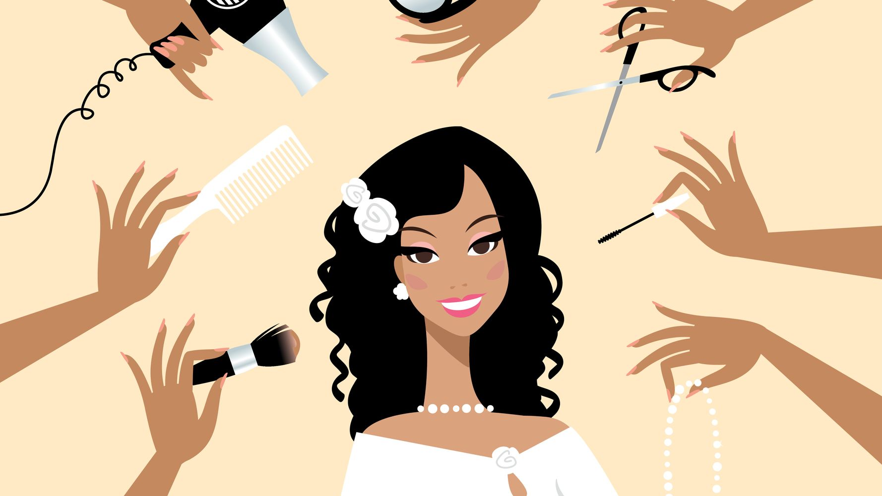 How To Do Your Own Wedding Makeup: 3 Top Makeup Artists Share Their Tips