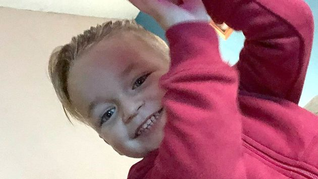 Alfie Lamb died in hospital three days after he was crushed by a car
