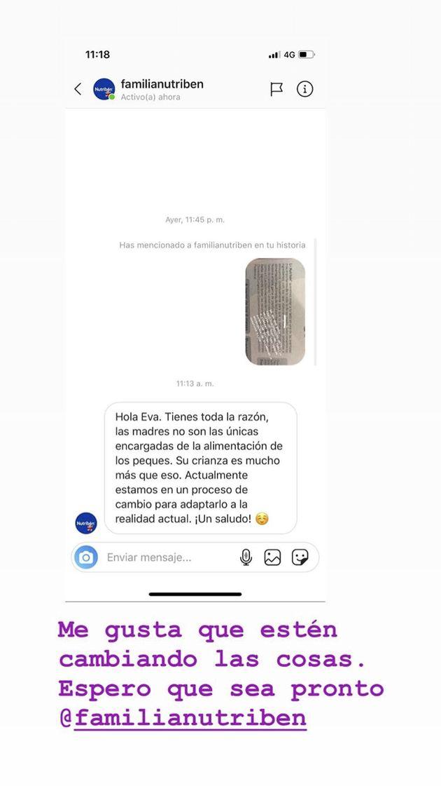 Una conocida marca hará cambios tras generar la indignación de Eva González en