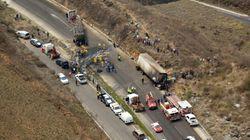 Μεξικό: 21 νεκροί και 30 τραυματίες σε σύγκρουση νταλίκας με