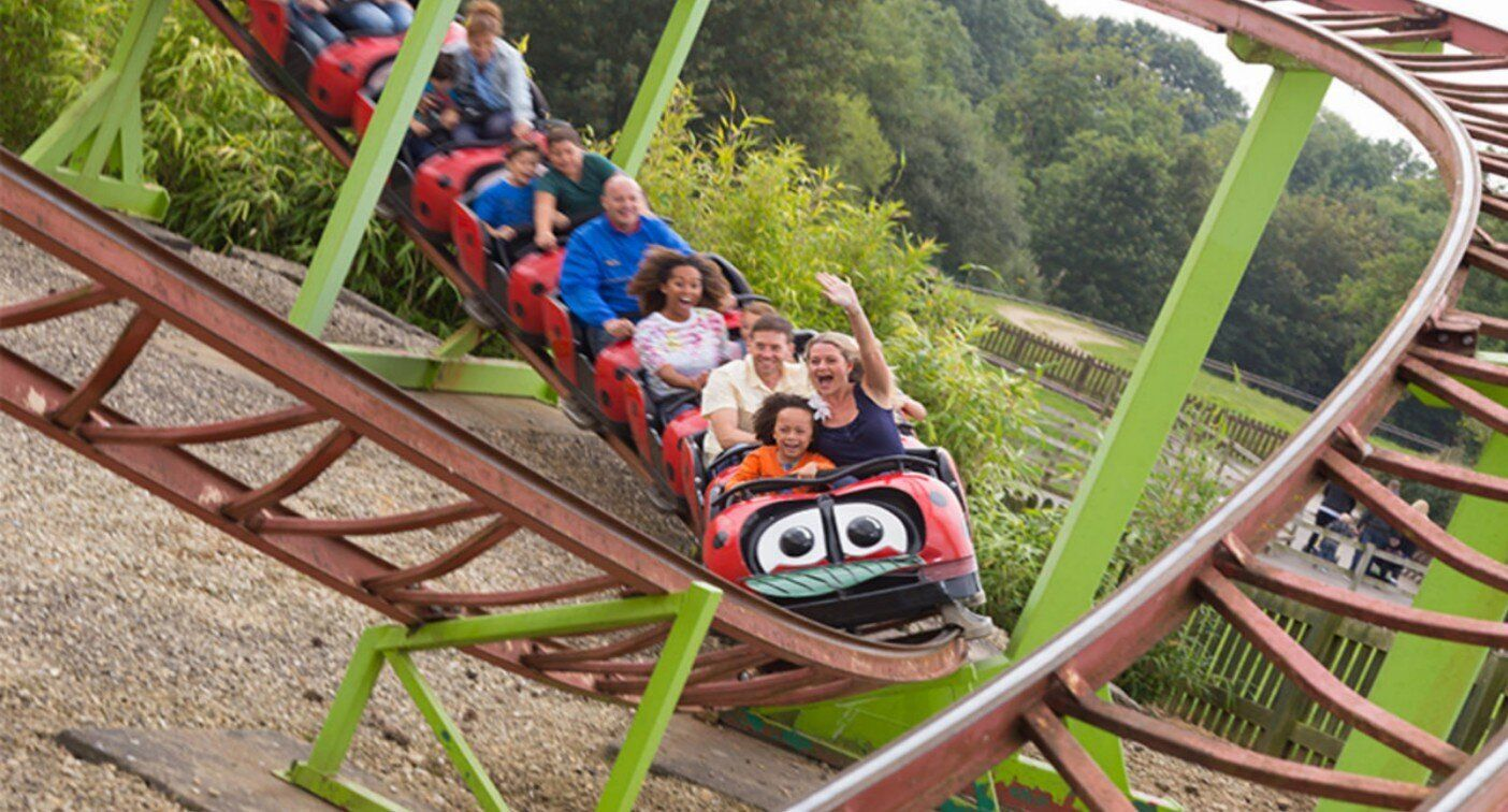 Yorkshire air ambulance have confirmed a 'serious incident' at the North Yorkshire theme park (LIGHT WATER VALLEY)