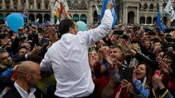 Matteo Salvini, el héroe de la extrema derecha en