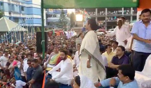 Narendra Modi Sworn In As Prime Minister Of India For Second