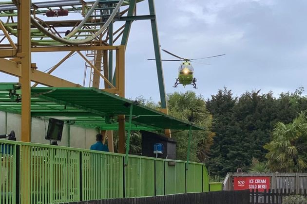 Lightwater Valley: Boy, 7, Taken To Hospital Following Serious Incident At North Yorkshire Theme