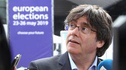 Puigdemont y Comín envían una queja formal a la Eurocámara por