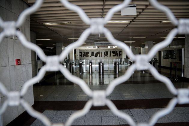 Στάση εργασίας σε Μετρό, Ηλεκτρικό και Τραμ την