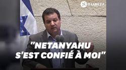 Ce député israélien a réussi à détendre l'atmosphère... en se moquant de