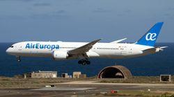 Air Europa inaugure une nouvelle liaison