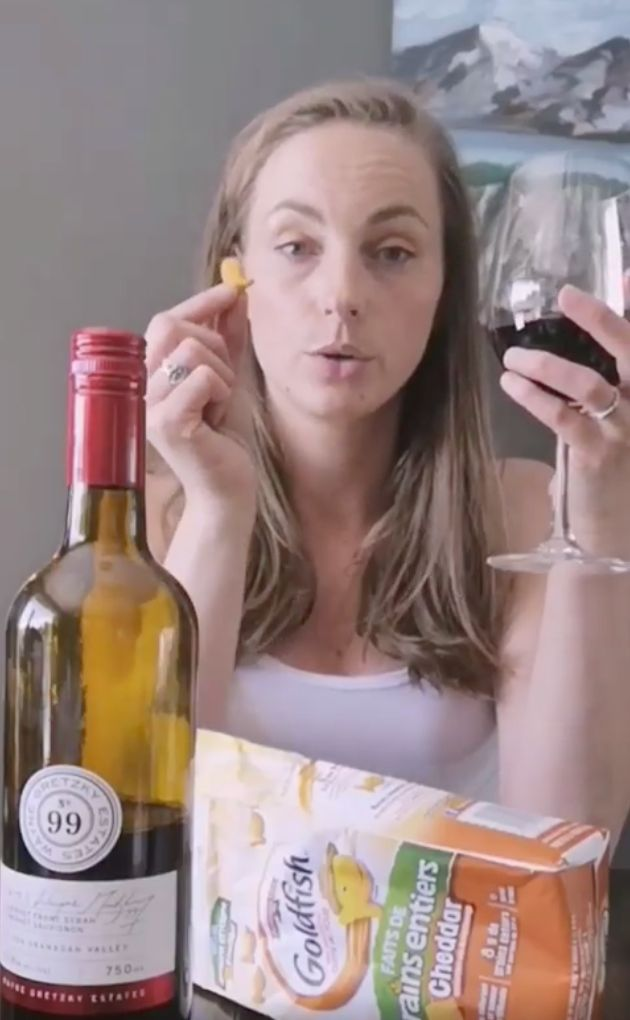 Mom Hilariously Breaks Down Best Wines To Pair With Kids'