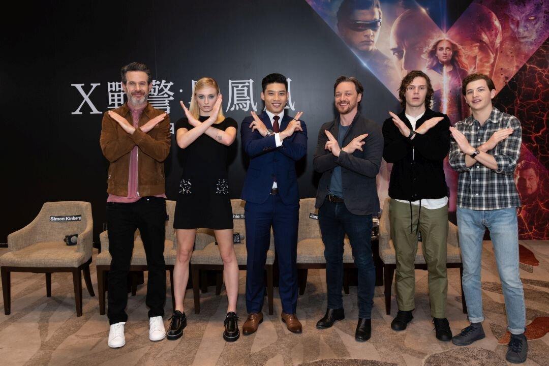 X戰警:黑鳳凰