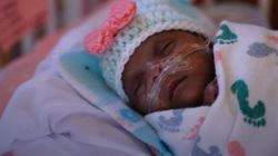 La bebé más pequeña del mundo ya está en