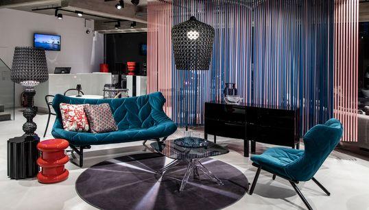 Κάνοντας το interior design τέχνη (γιατί και τα μπαρμπέρικα πλέον έχουν