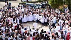 Les étudiants en médecine et pharmacie boycottent l'examen malgré l'appel du