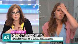 La contundente réplica de Ana Rosa Quintana:
