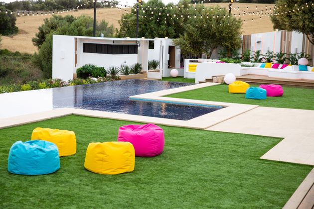 Those beanbags are going to be a nightmare to get out of after a couple of